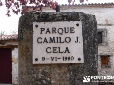 Ciudad Encantada de Tamajón - Retiendas - Almiruete;trekking y aventura;pedriza